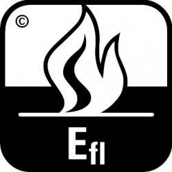Brandschutzklasse Efl