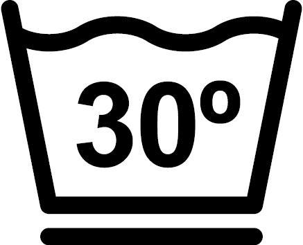 30° Schonwaschgang