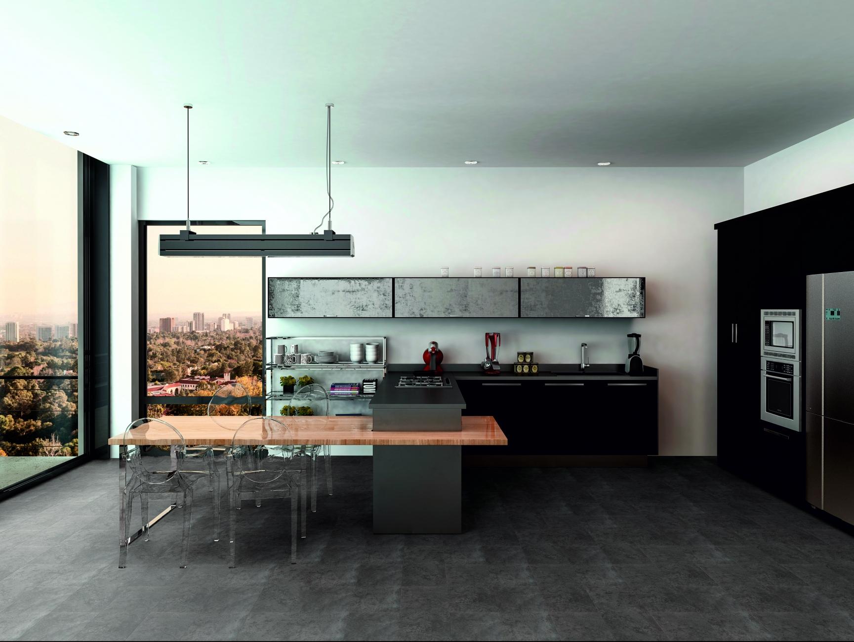 Designboden - Basalt