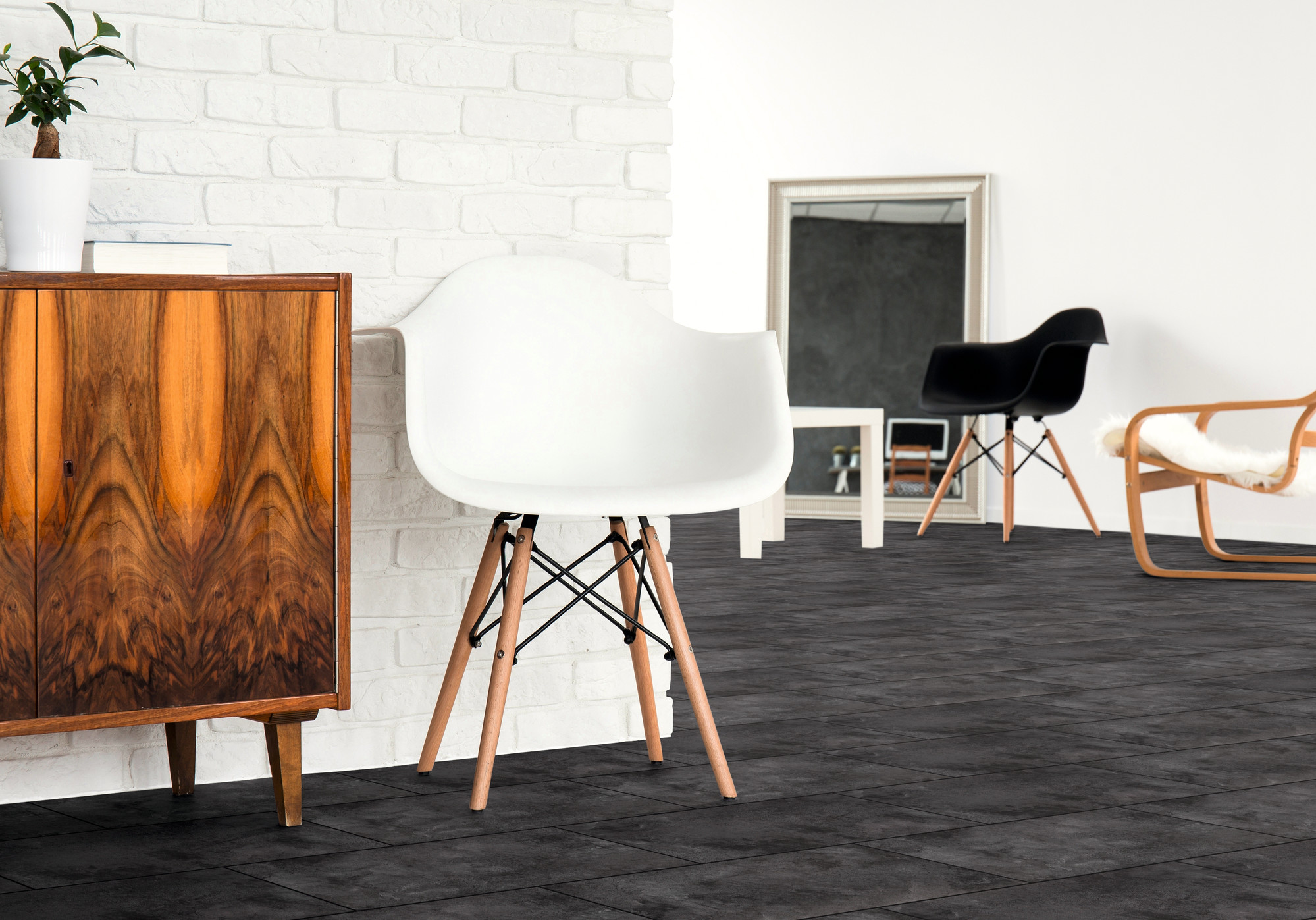 Designboden - Home 0,3 Fliese Click