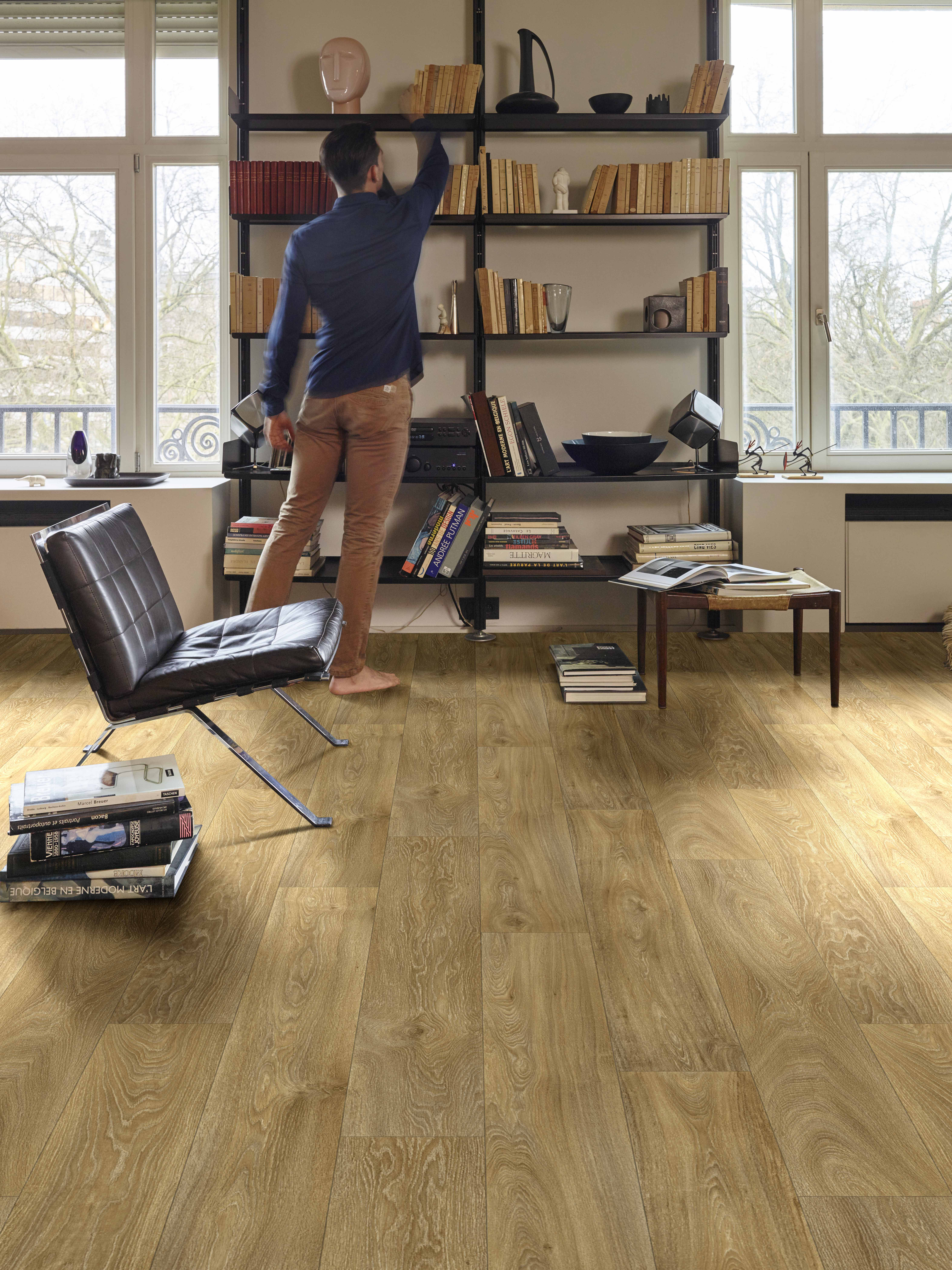 Elastischer Boden - Plus